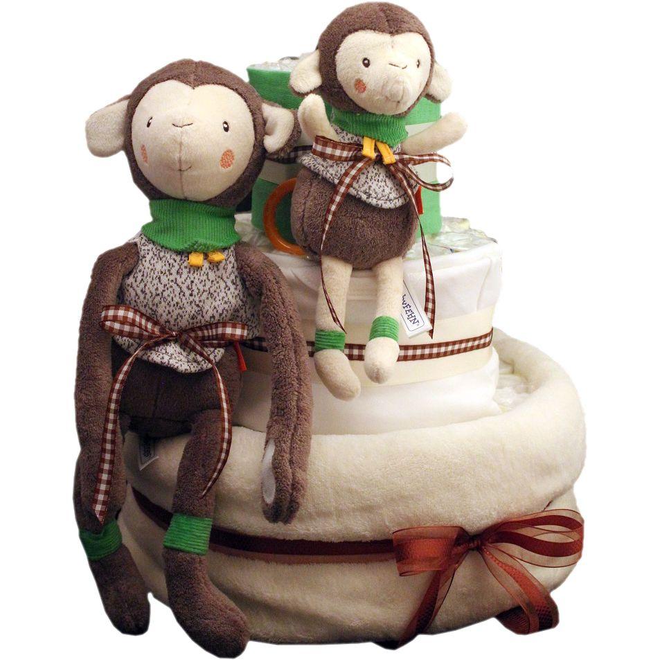 Windeltorte MuKi Schaf mit Decke