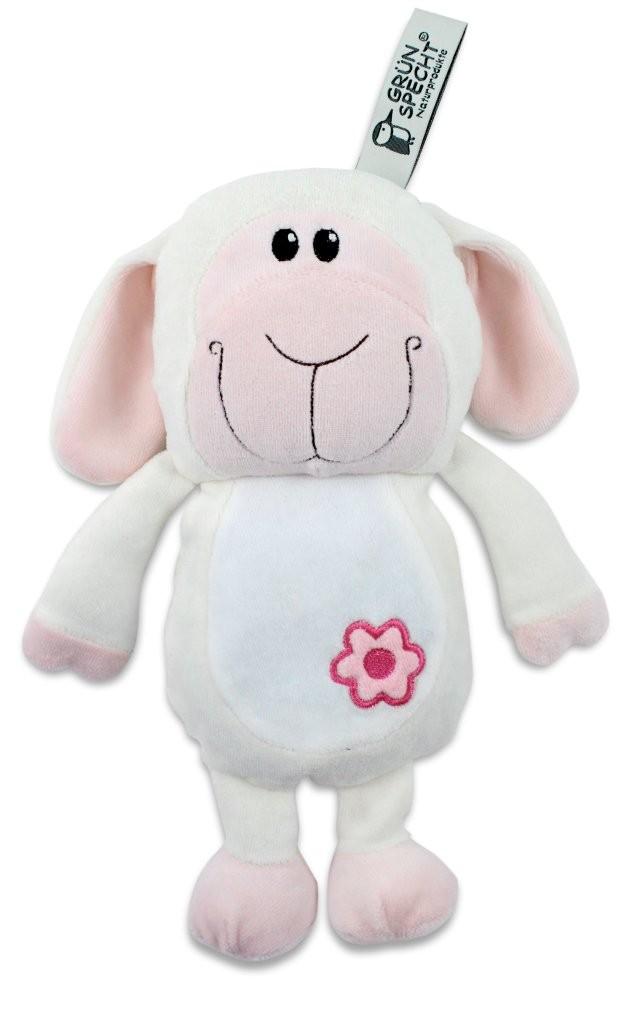 Wärme-Kuscheltier Schaf Lollie