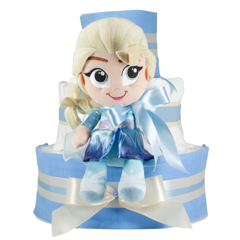 Windeltorte Frozen Elsa